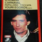 Schumann Carnival Youri Egorov, Piano music cassette tape