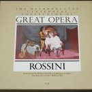 Time LIfe Great Opera Rossini Record Set - Barber of Seville William Tell and more