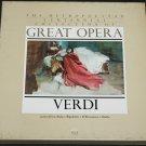 Time LIfe Great Opera - Verdi Record Set