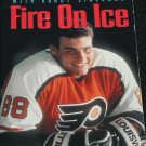 Fire on Ice - Ice Hocky sports book by