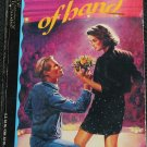 Sleight of Hand romance book by Laura Resnick paperback