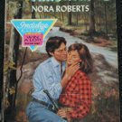 Time Was romance by Nora Roberts paperback book
