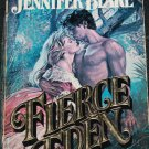 Fierce Eden romance paperback book