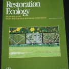 Restoration Ecology - Vol. 18 No. 6 - November 2010