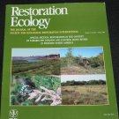 Restoration Ecology - Vol. 16, No.1  March 2008
