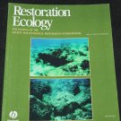 Restoration Ecology - Volume 11, Number 4, December 2003