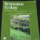 Restoration Ecology - Volume 13 Number 1, March 2005