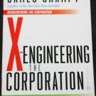 X-Enginerring Reingineering the Corporation by James Champy business book