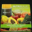 NUTRiBULLET book natural healing foods - Nutri Bullet drink recipes