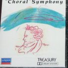 Scandinavian Weekend Beethoven's Choral Symphony cassette tape