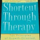 Shortcut Through Therapy by Richard Carlson PH.D.