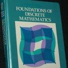 Foundations of Discrete Mathematics - second edition - Alfred D. Polimeni & H. Joseph Straight