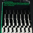Partial Differential Equations by Hans F. Weinberger
