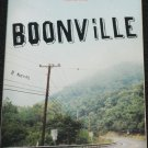 Boonville - novel by Robert Mailer Anderson