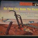 The Plow That Broke the Plain - 2 record set - Virgil Thompson Hollywood Bowl Symphony Orchestra