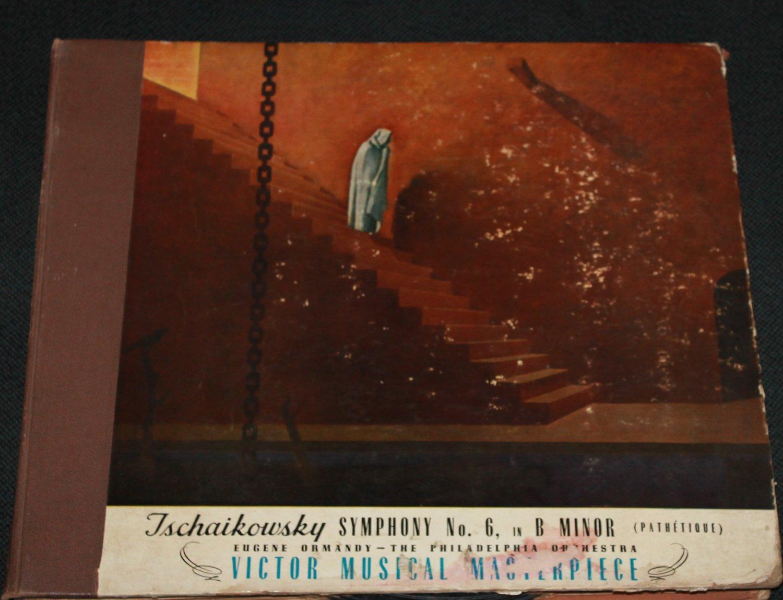 Tschaikovsky Symphony No. 6 - Record Set