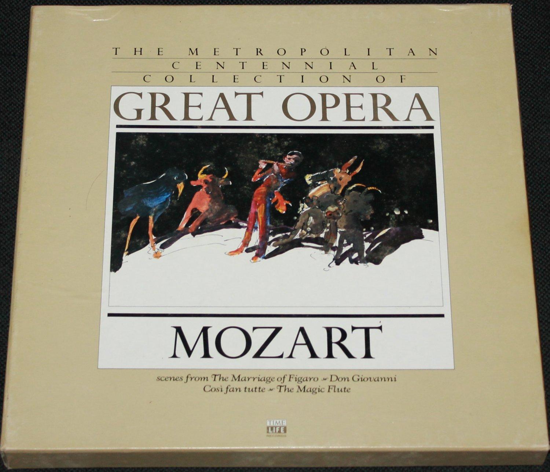 Great Opera Motzart Record Set