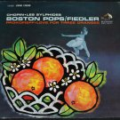 Chopin Les Sylphides Boston Pops/Fielder Prokofieff Love For Three Oranges