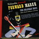 Forward March The Goldman Band - Record Set