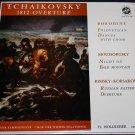 Tchaikovsky 1812 Overture record - Bordine, Moussorgsky, Rimsky-Korsakov