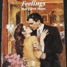 Feelings - romance paperback book by Margaret Mayo