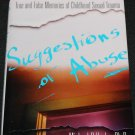 Suggestions of Abuse by Michael D. Yapko hardcover book