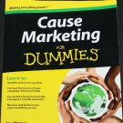 Cause Marketing For Dummies by Joe Waters & Joanna MacDonald