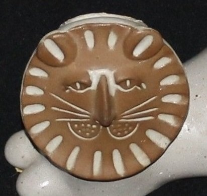 Lion Statue Plant Holder ceramic home decor