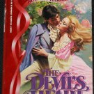 The Devil's Heart romance paperback novel by Kathleen Maxwell