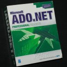 ADO.NET Professional Projects - Sajeev Rohilla computer programing book