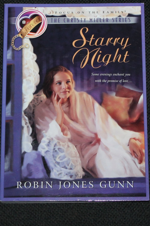Starry Night romance paperback by Robin Jones Gunn