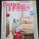 Better Homes and Gardens magazine May 2013
