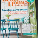 Better Homes and Gardens magazine May 2014