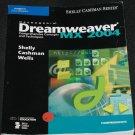 Dreamweaver MX 2004 Shelly Cashman Wells - computer program book