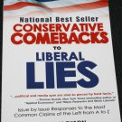 Conservative Comebacks to Liberal Lies by Greg Jackson