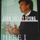 Here I Stand Christian Book byJohn Shelby Spong