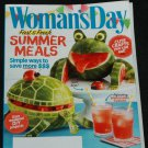 Women's Day Summer Meals July/August 2015