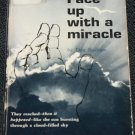 Face Up With a Miracle by Don Basham - Christian religious paperback book