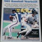 1985 Baseball Yearbook - The Sporting News Magazine sports