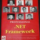 Professional .NET Framework - computer programming book