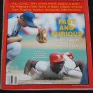 1986 Baseball Yearbook  magazine The Sporting News sports magazine