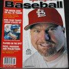 Sporting News Baseball 2000 Series 3 sports magazine