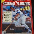 The Sports News 1990 Baseball Yearbook magazine