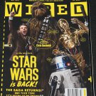 Wired magazine March 2013  LIKE NEW Star Wars is BAck