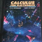 Calculus For Electronics - A.E. Richmond & Gary W. Heicht