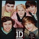Life As One Direction - boy band music group book