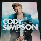 Cody Simpso - hardcover book