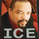 Ice T - rapper memoir bigraphy - paperback book - Douglas Century