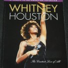 Whitney Houston The Greatest Love of All  book