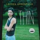 Thin - anorexia book by Laura Greenfield
